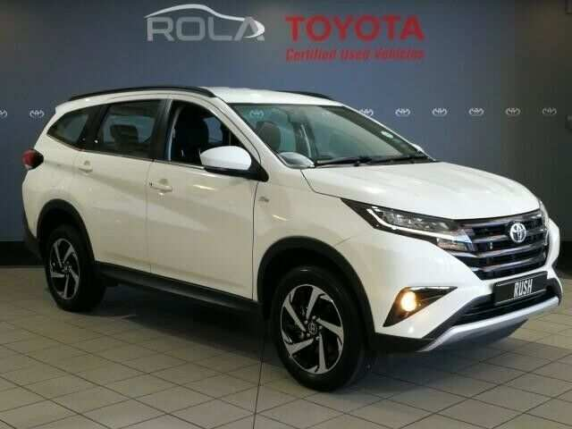 60 New 2019 Toyota Rush Specs And Review