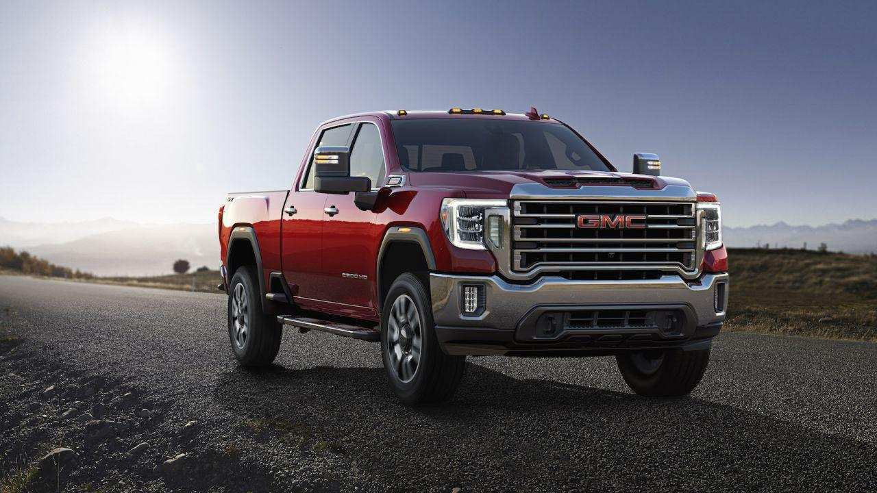 60 New 2019 Vs 2020 Gmc Sierra Hd Review And Release Date