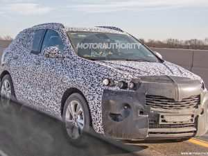 60 New 2020 Buick Encore Reveal Price and Release date