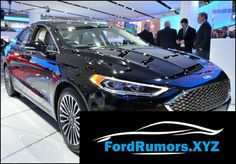 60 New 2020 Ford Fusion Redesign Price and Release date