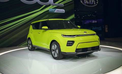 60 New 2020 Kia Soul Hybrid Redesign And Review