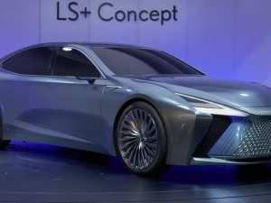Lexus For 2020