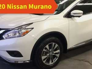 60 New Nissan Murano Redesign 2020 Style