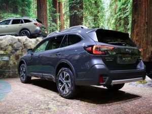 60 New Subaru Outback 2020 Model Concept