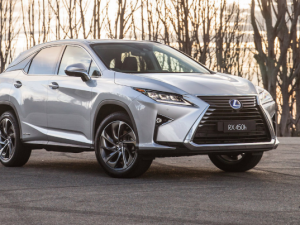 60 New When Will The 2020 Lexus Rx Be Released Interior