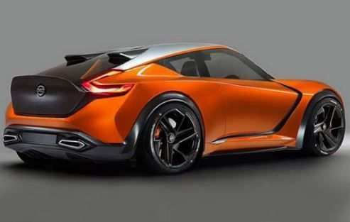 60 The 2019 Nissan Z Car Redesign And Concept