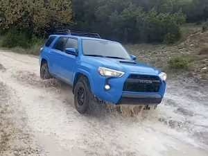 60 The 2019 Toyota 4Runner Trd Pro Review New Model and Performance