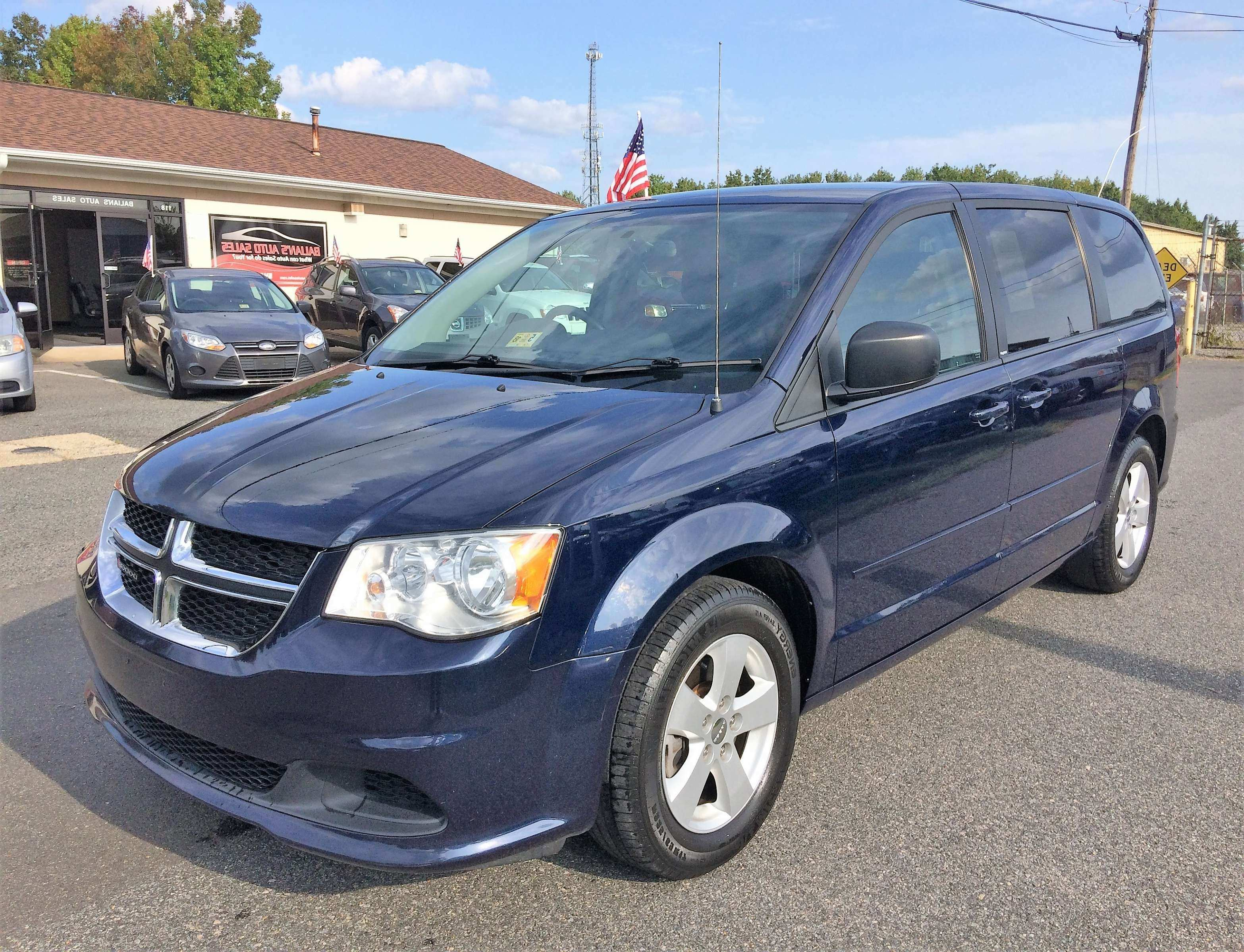 60 The 2020 Dodge Grand Caravan Redesign First Drive