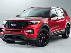 60 The 2020 Ford Explorer Limited Performance and New Engine