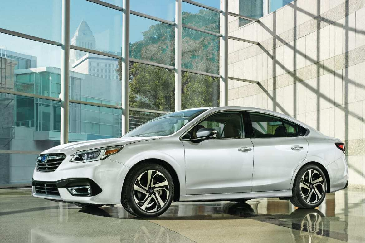 60 The 2020 Subaru Outback Mpg Exterior And Interior