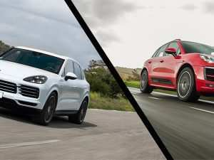 60 The Best 2018 Vs 2019 Porsche Cayenne Rumors