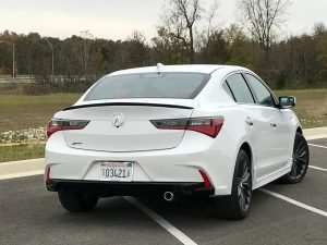 60 The Best 2019 Acura Ilx Price Design and Review