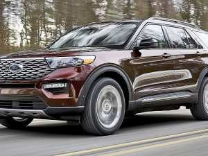60 The Best 2019 Ford Explorer Price