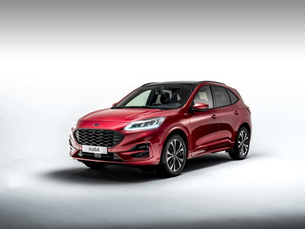 60 The Best 2019 Ford Kuga Reviews