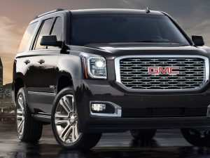60 The Best 2019 Gmc Yukon Changes Release