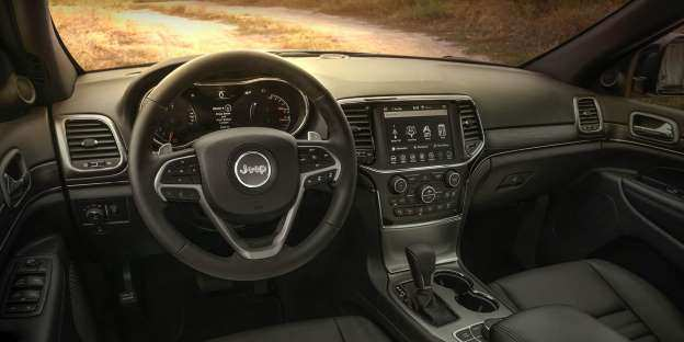 60 The Best 2019 Jeep Grand Cherokee Interior Wallpaper