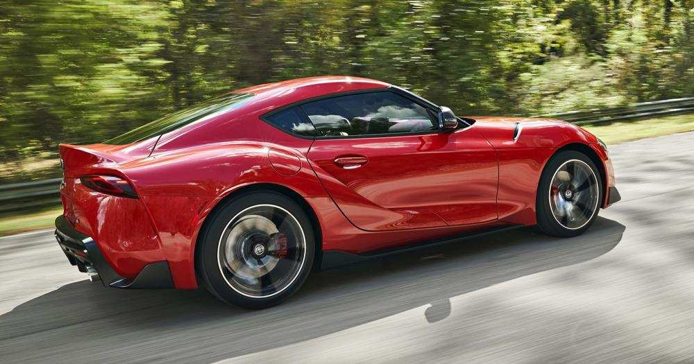 60 The Best 2019 Toyota Supra Review