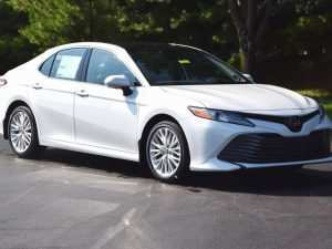 60 The Best 2019 Toyota Xle Have New Review
