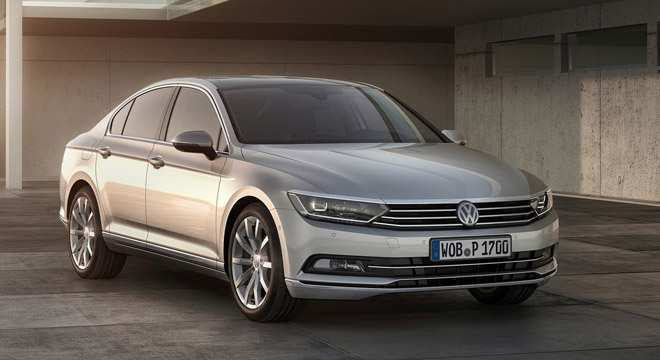 60 The Best 2019 Volkswagen Passat Specs Interior