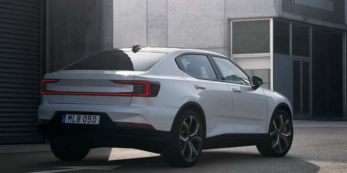 60 The Best 2019 Volvo Electric Car Concept And Review