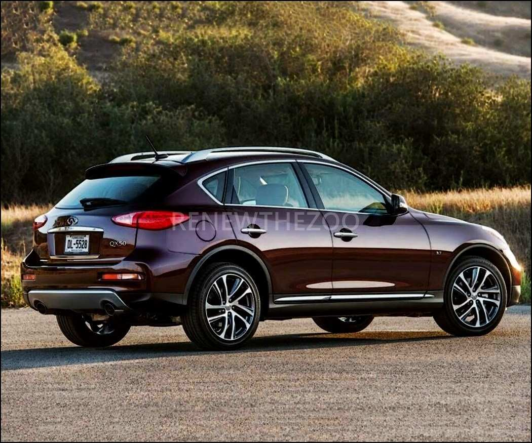 60 The Best 2020 Infiniti Qx50 Changes Price And Review