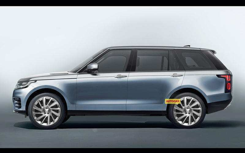 60 The Best 2020 Land Rover Range Rover Concept And Review