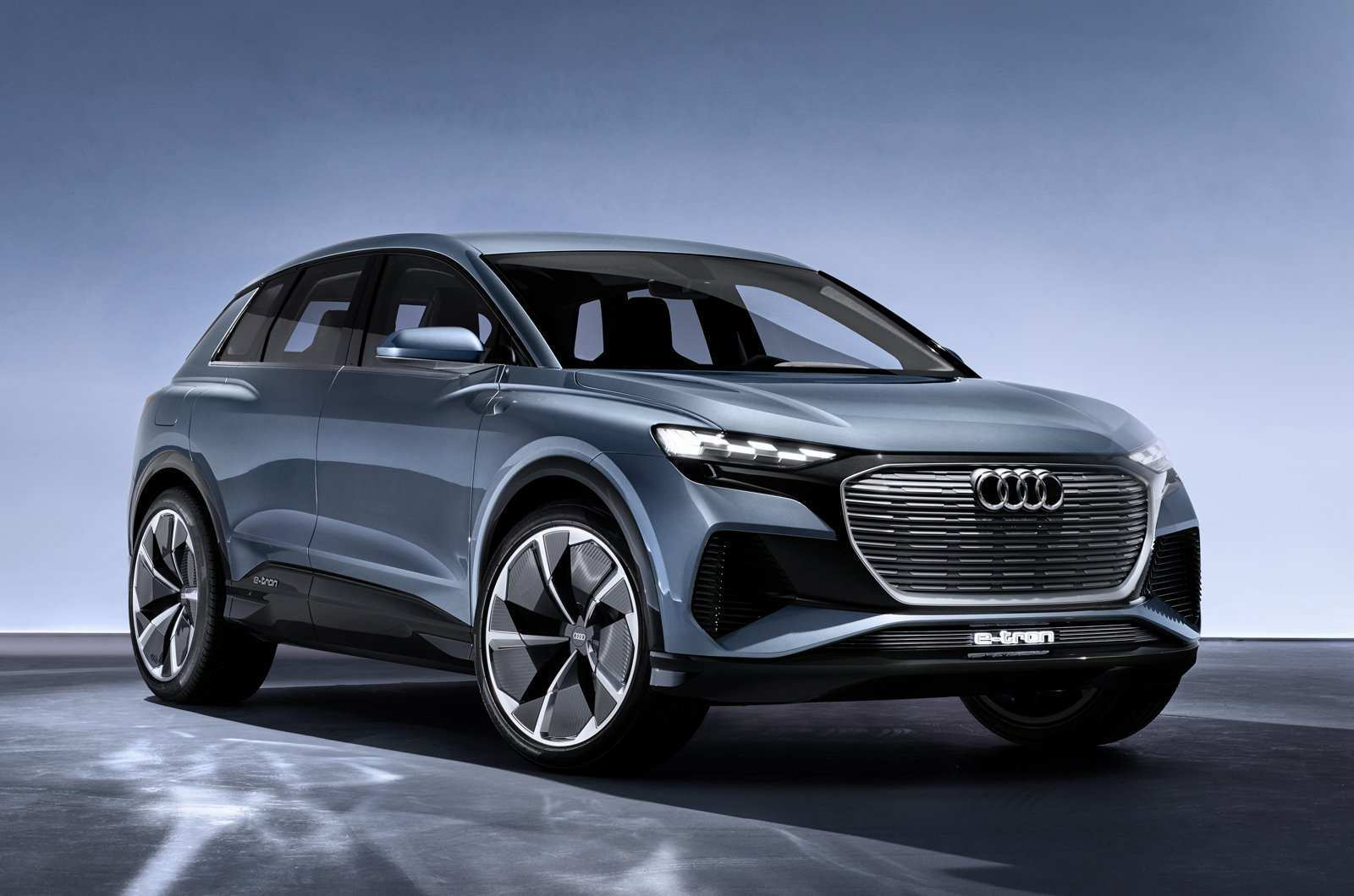60 The Best Audi Electric Suv 2020 First Drive