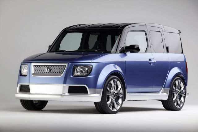 60 The Best Honda Element 2020 Release Date Concept