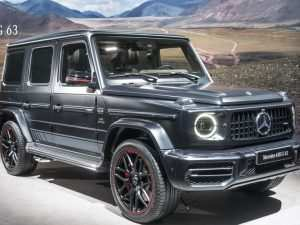 60 The Best Mercedes G 2019 Exterior and Interior