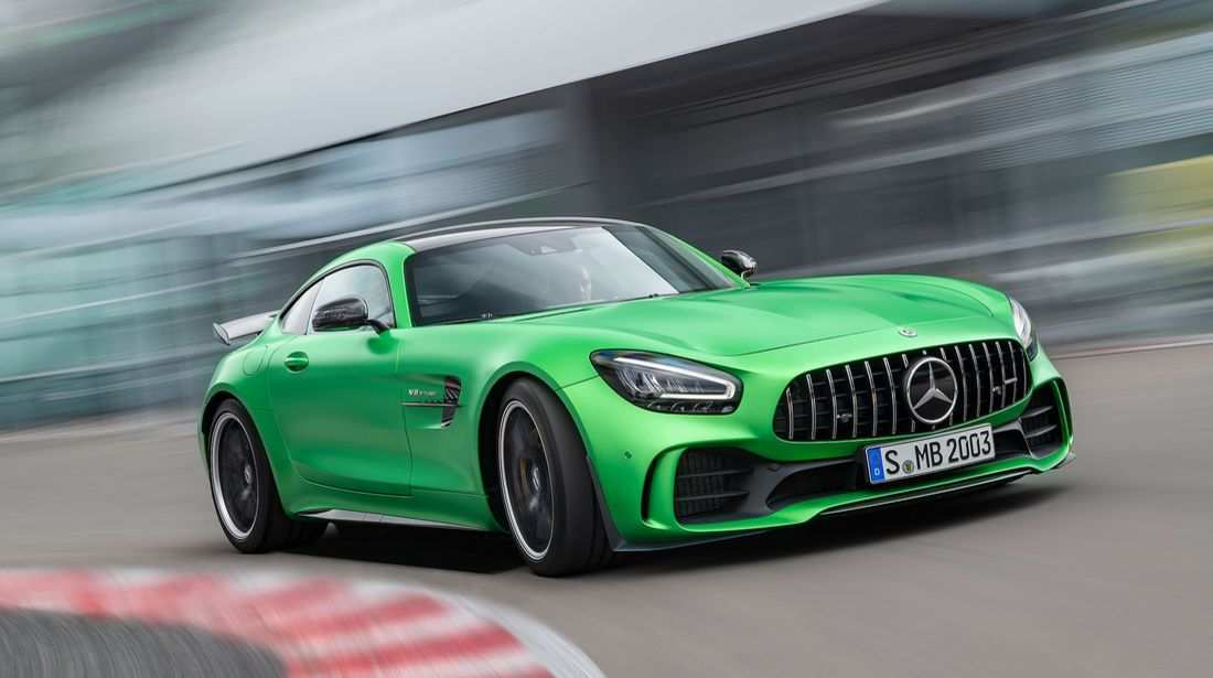60 The Best Mercedes Gt 2019 New Review