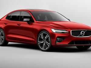 60 The Best New 2019 Volvo S60 First Drive