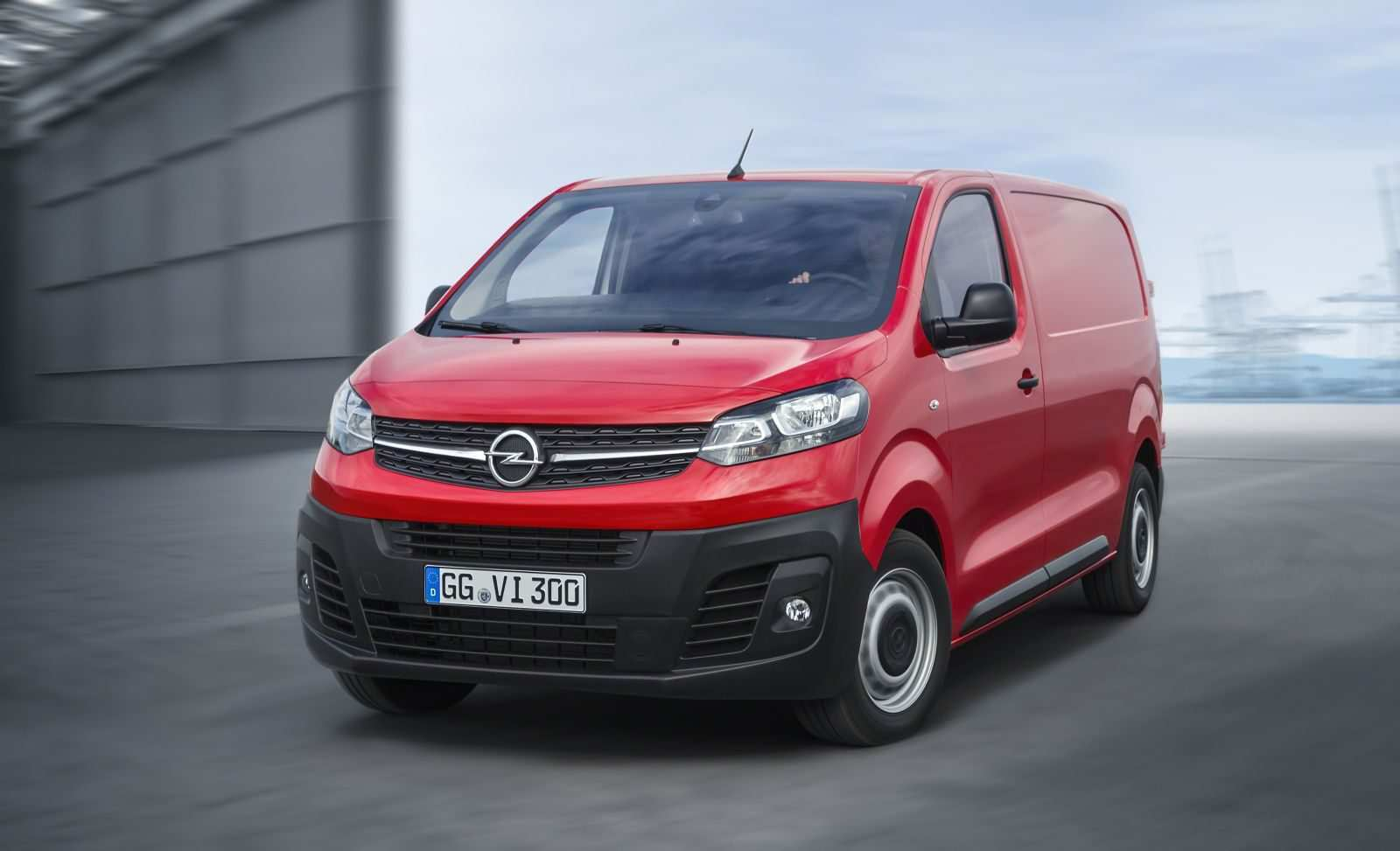 60 The Best Nieuwe Opel Vivaro 2020 Redesign And Review