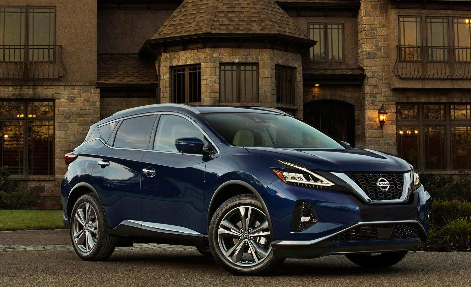 60 The Best Nissan Murano 2020 Model New Concept