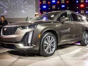 60 The Best Pictures Of 2020 Cadillac Xt6 New Model and Performance