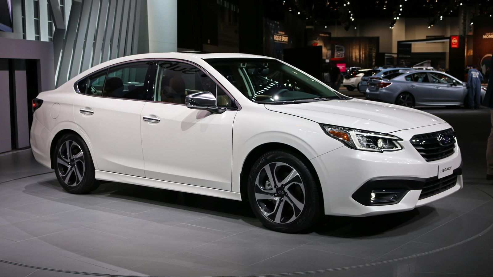 60 The Best Subaru New Legacy 2020 Release