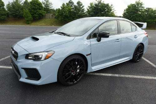 60 The Best Subaru Wrx 2019 Release Date Prices