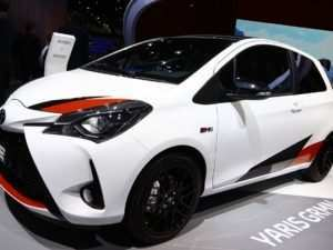 60 The Best Toyota Yaris 2020 Europe Release