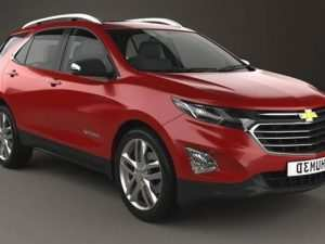 60 The Chevrolet Equinox 2020 Release Date and Concept