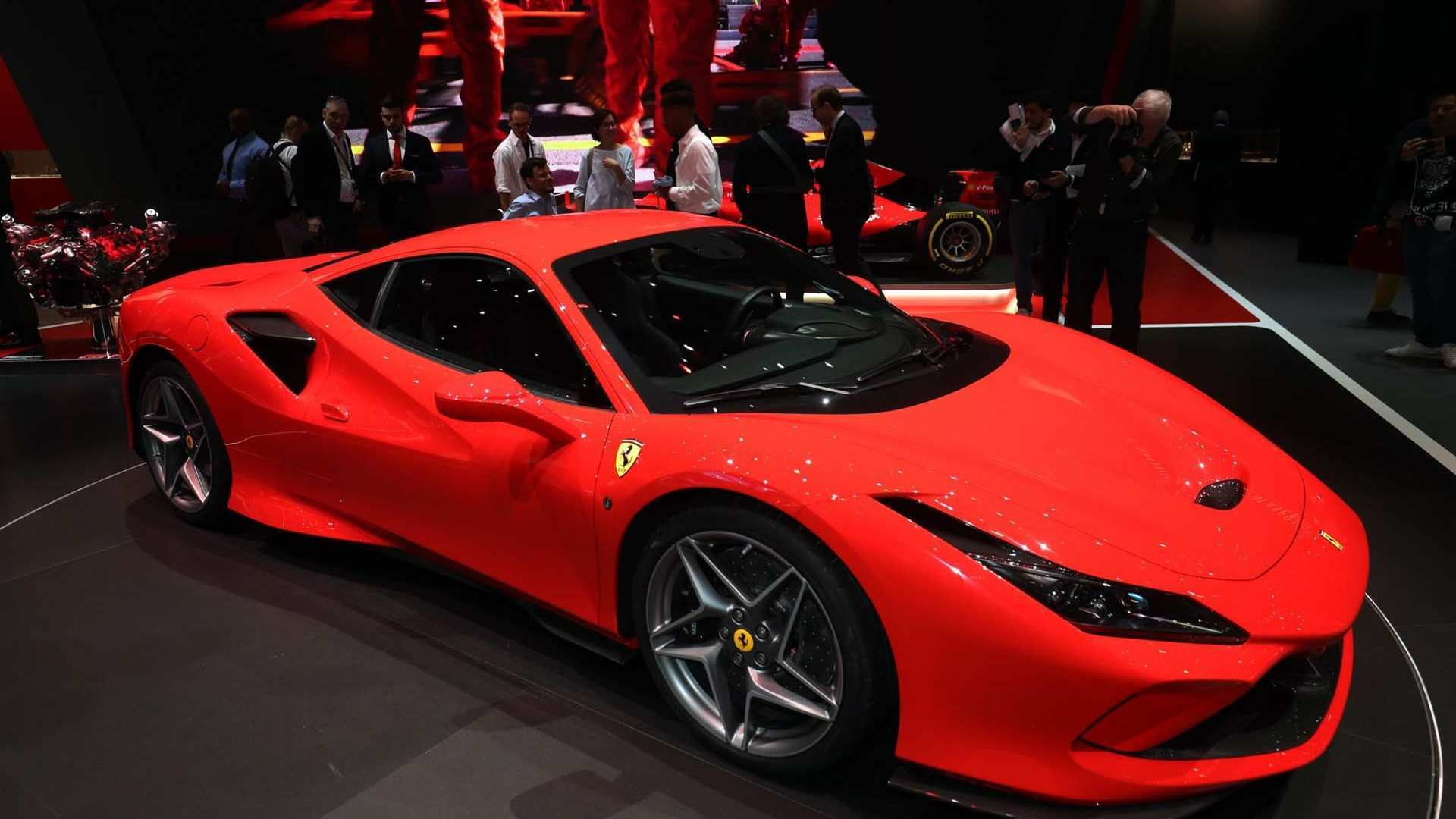 60 The Ferrari 2020 F8 Tributo Pictures