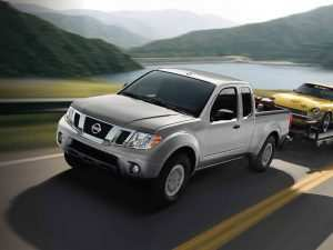 60 The Nissan Frontier 2020 Redesign Exterior and Interior