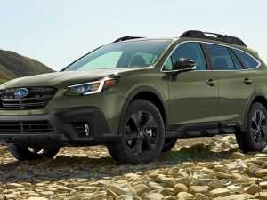 60 The Subaru Outback 2020 Release Spesification