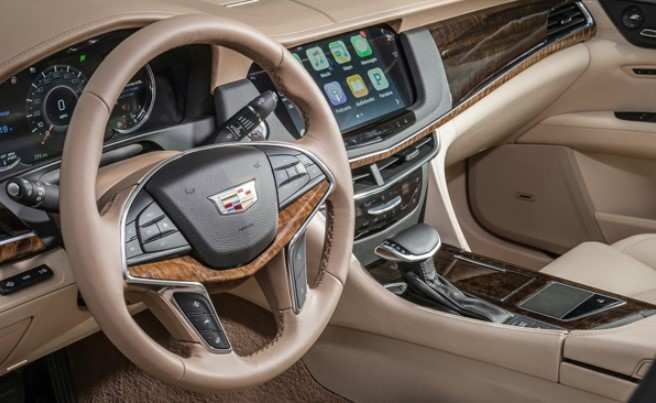 61 A 2019 Cadillac Ct8 Interior Pictures