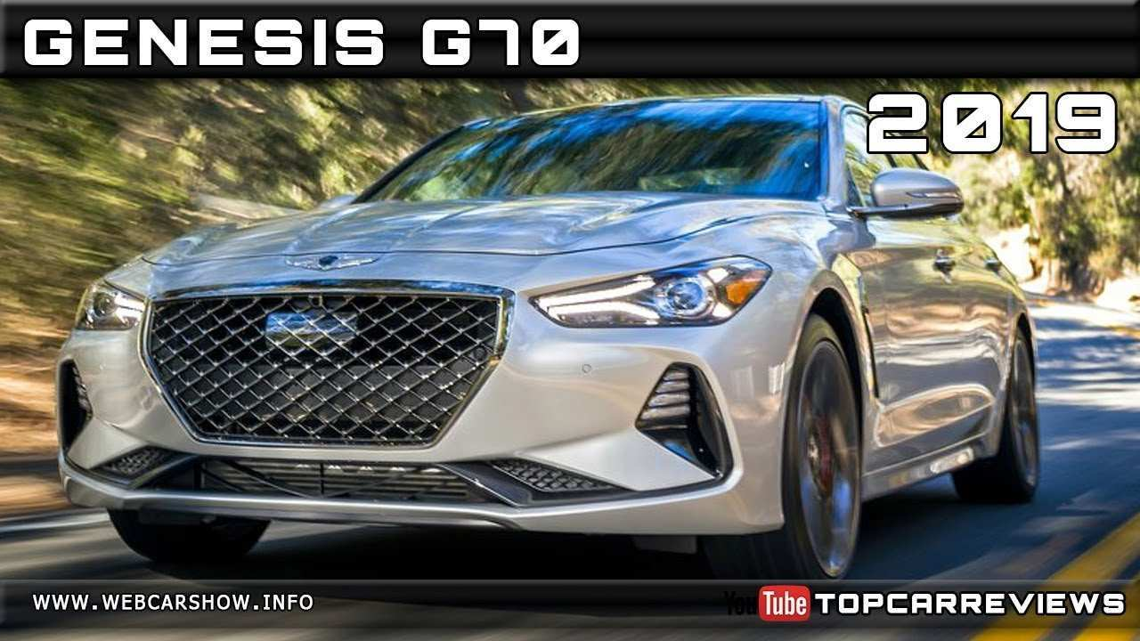 61 A 2019 Genesis Release Date Review
