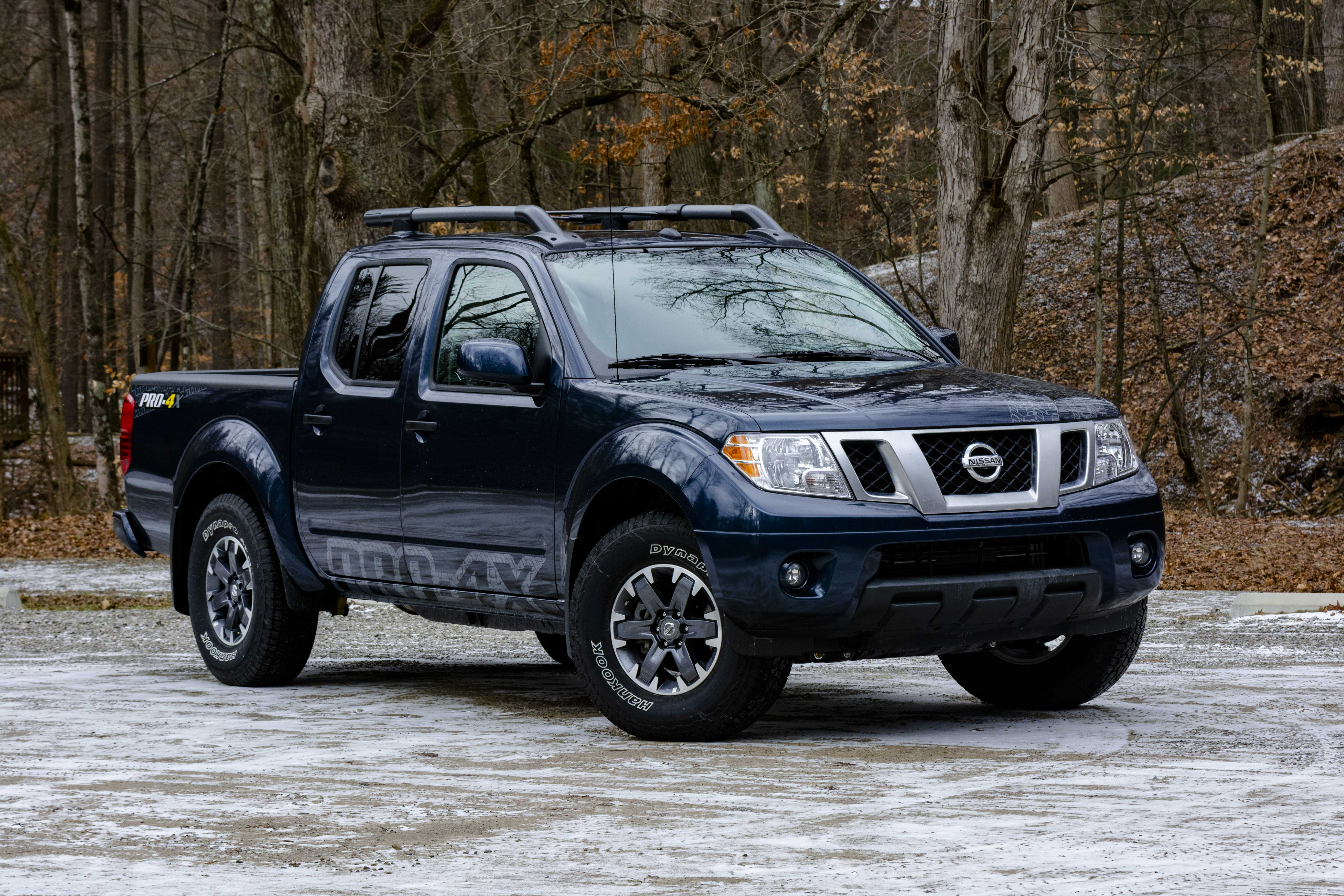 61 A 2019 Nissan Frontier Canada Engine