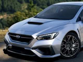 61 A 2019 Subaru Wrx Sti Hatch Exterior and Interior