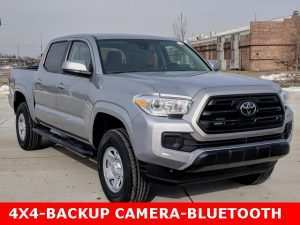 61 A 2019 Toyota Double Cab Redesign