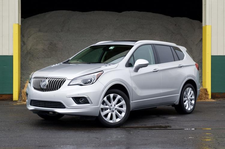 61 A 2020 Buick Envision Release Date Ratings
