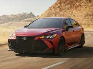 61 A 2020 Toyota Avalon Redesign and Concept