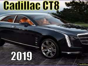61 A Cadillac Ct8 2020 Speed Test