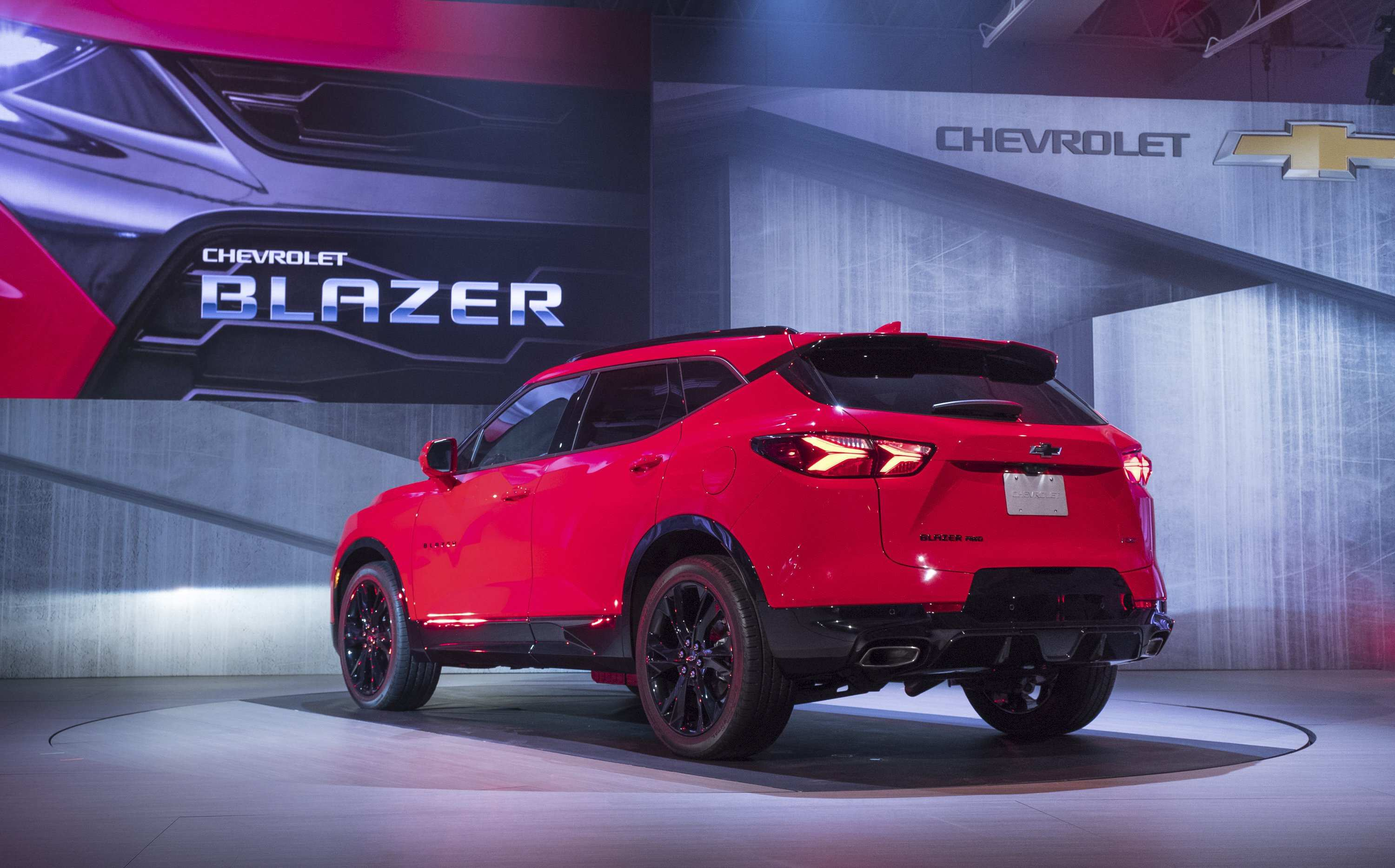 61 A Chevrolet Blazer Ss 2020 Price And Review